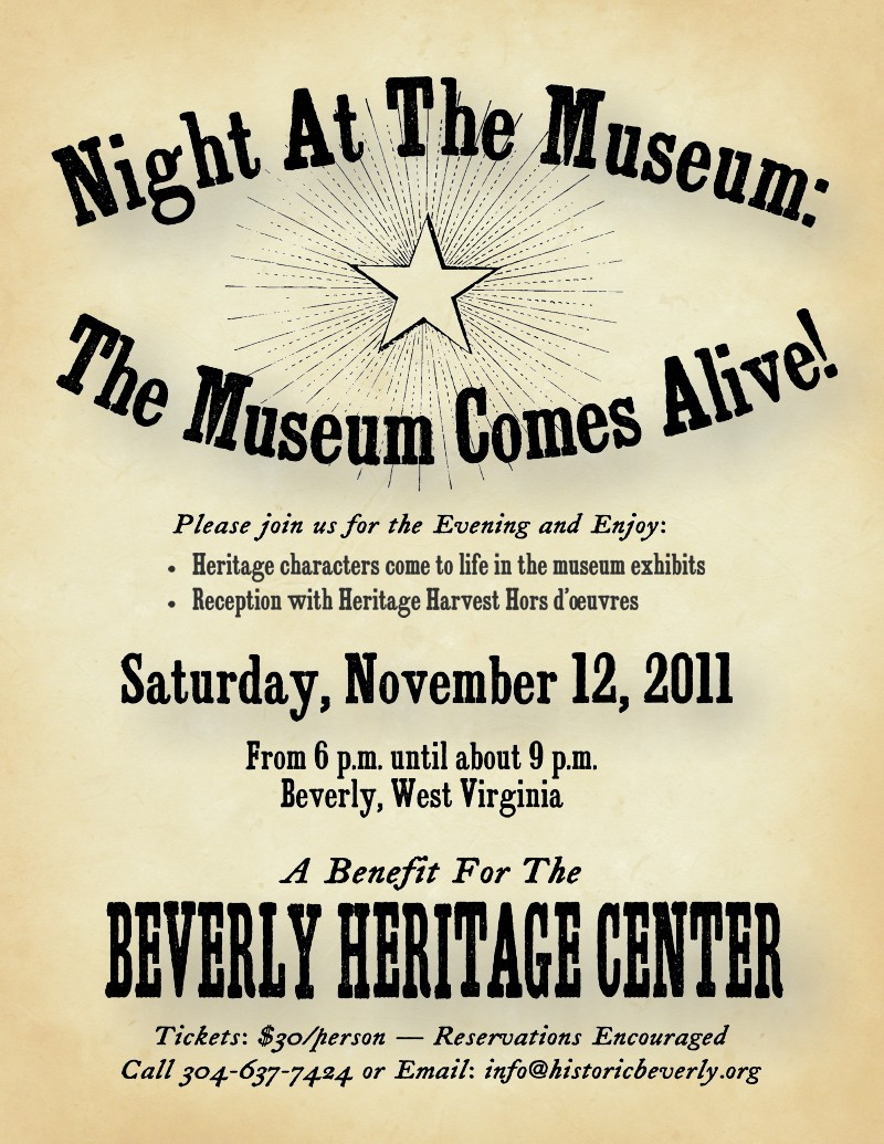 Night at the Museum poster 2011